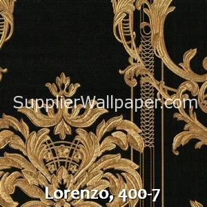 Lorenzo, 400-7