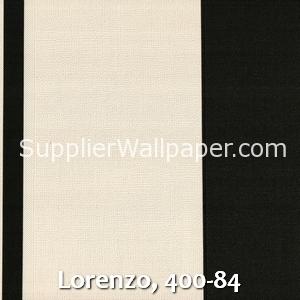 Lorenzo, 400-84