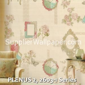 PLENUS 2, 2603-1 Series
