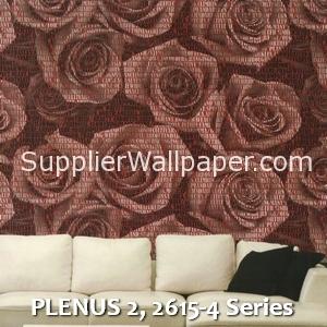 PLENUS 2, 2615-4 Series