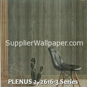 PLENUS 2, 2616-3 Series