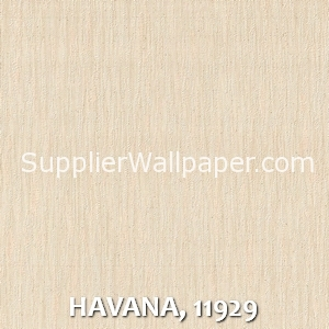 HAVANA, 11929