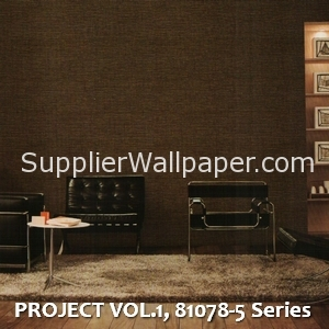 PROJECT VOL.1, 81078-5 Series