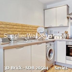 3D Brick - SDB 26504 - Series