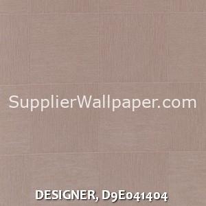 DESIGNER, D9E041404