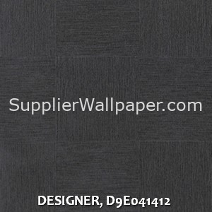 DESIGNER, D9E041412