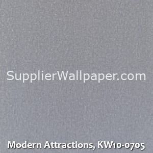 Modern Attractions, KW10-0705