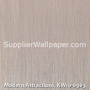 Modern Attractions, KW10-0903