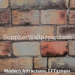 Modern Attractions, LFT370901