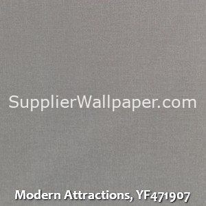 Modern Attractions, YF471907