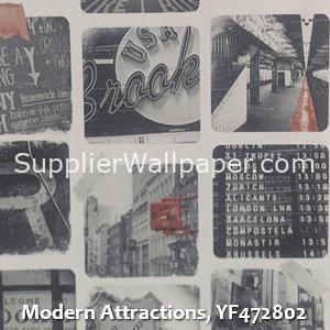 Modern Attractions, YF472802