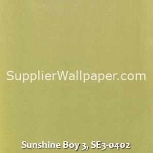 Sunshine Boy 3, SE3-0402