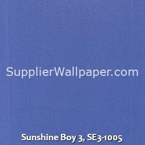 Sunshine Boy 3, SE3-1005
