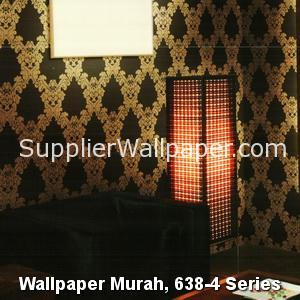 Wallpaper Murah, 638-4 Series