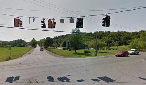 CVU Road and 116