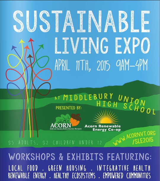 ACORN Sustainable Living Expo 2015
