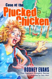 Case of the Plucked Chicken by Rodney Evans