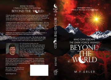 Peaks at the Edge of the World Saga, Beyond the Peaks, Book II, by M.F. Erler