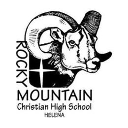 Rocky Mountain Christian High School Logo Design
