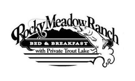 Rocky Meadow Ranch Bed & Breakfast Logo Design