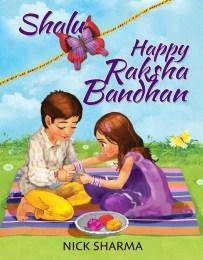 Shalu, Happy Raksha Bandan by Nick Sharma