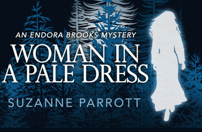 Woman in a Pale Dress by Suzanne Parrott