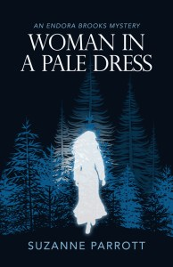 Woman in a Pale Dress, a Dora Brooks Mystery by Suzanne Parrott