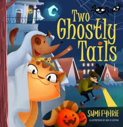 Book Cover: Two Ghostly Tails