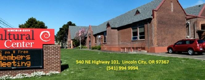 LC Cultural Center, Lincoln City Oregon