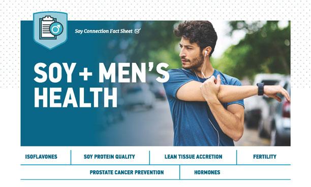 Soy Men's Health