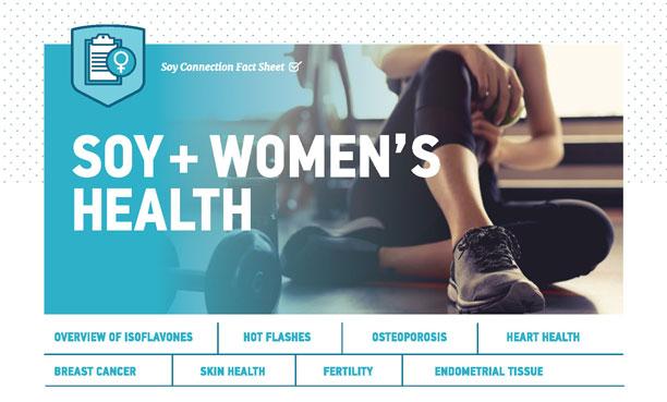 Soy Women's Health