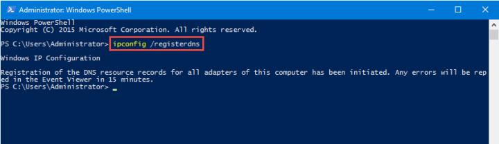 Register DNS