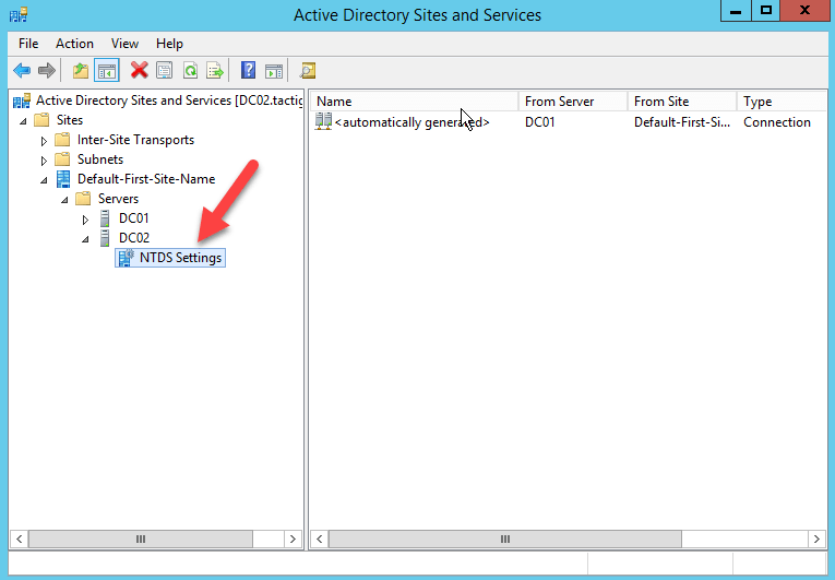 how to create additional domain controller