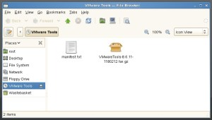Problems with installing VMware-Tools under SLES 11 Sp3