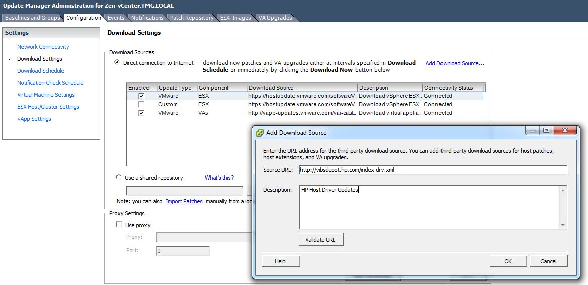 Vmware update manager without vcenter