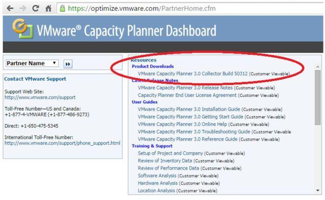 button-print-blu20 How install Capacity Planner on a Customer Server  Cap-Planner-Customer-Download How install Capacity Planner on a Customer Server
