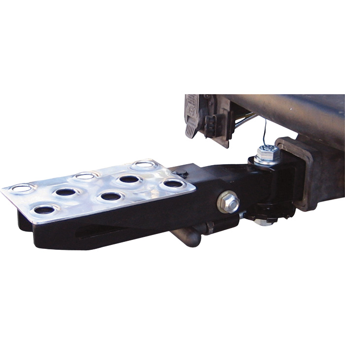 Dog Step For Trailer Hitch The Diy Girl