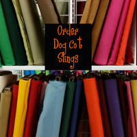 PVC Dog Cot Slings - The DIY Girl