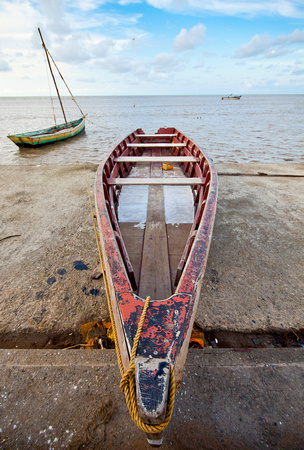 Moored at Montrose