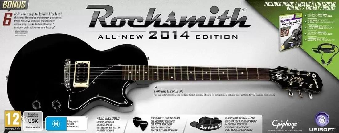 rocksmith 2014 free songs