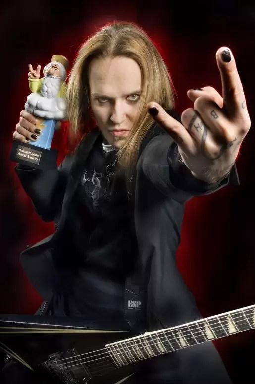 Alexi Laiho, Chidren of Bodom