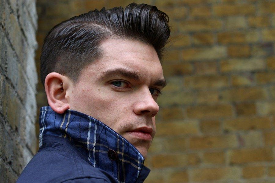 Robin-James-Slick-Back-Hair-Tartan