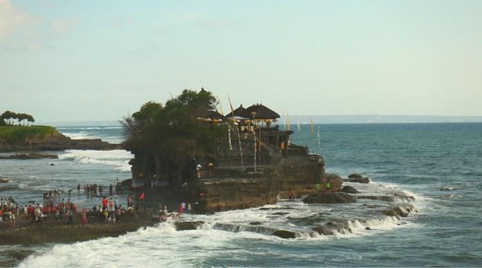 Bali- Pura Tana Lot