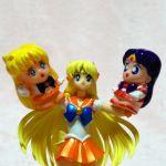 Sailor Venus Puppet Show