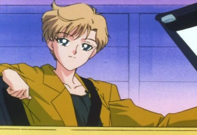 Not just a Sailor Soldier, but a championship race car driver too!