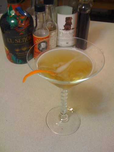 2012 Cocktail