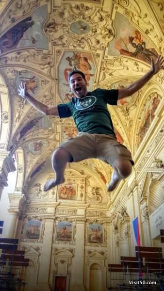 Adventures through 10 countries, including the Czech Republic