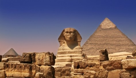 The Giza Pyramids & Sphinx in Egypt have been on my travel bucket list for a while