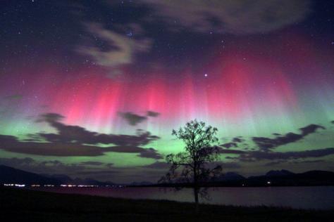 Seeing Aurora Borealis is on my travel bucket list