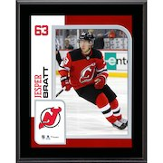"Jesper Bratt New Jersey Devils Fanatics Authentic 10.5"" x 13"" Sublimated Player Plaque"